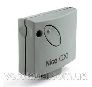 Приемник встраиваемый Nice OXI память до 1024 пультов