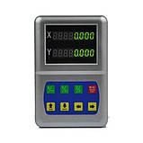 DL50-2 с RS-232 двухкоординатное устройство цифровой индикации, фото 2