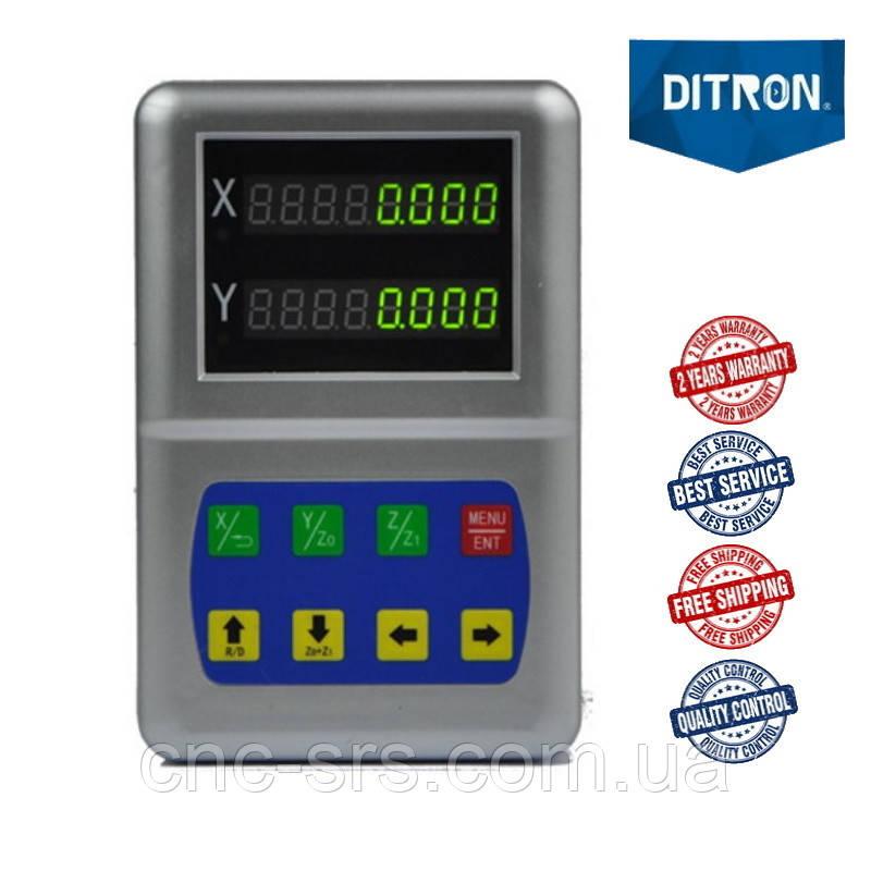 DL50-2 двухкоординатное устройство цифровой индикации