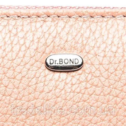 Кошелек Classic кожа DR. BOND WS-2 pink, фото 2