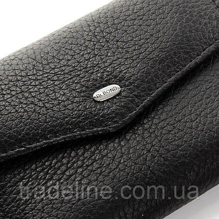 Кошелек Classic кожа DR. BOND WS-3 black, фото 2