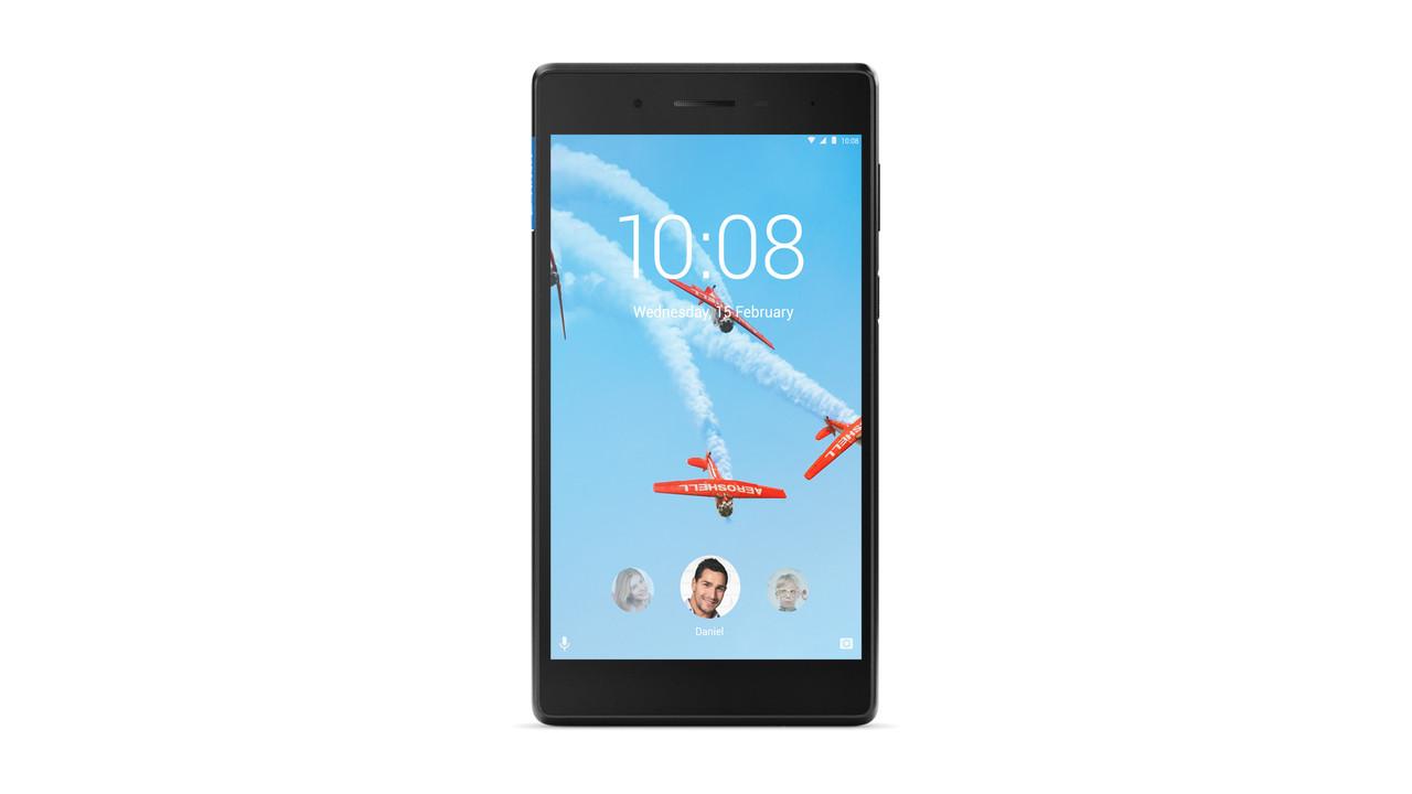 Планшет Lenovo Tab 7 квітня Essential 3G 2 / 16GB Black (ZA310144UA)