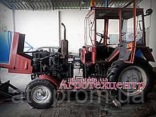 Техническое обслуживание тракторов №2 ТО-2 16ч