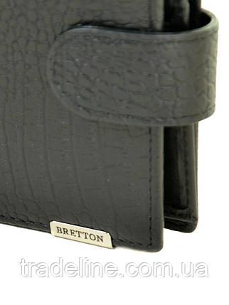 Гаманець SPA шкіра BRETTON M3707 black, фото 2