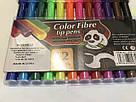 Набор цветных фломастеров Панда 12 шт, фото 8