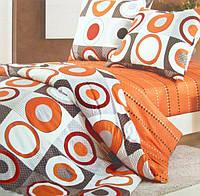 Комплект постельного белья полуторный Elway 3775 Circles