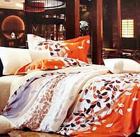 Комплект постельного белья полуторный Elway 3936 Leaf Fall