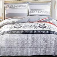 Комплект постельного белья евро Elway 5031 Athene