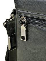 Сумка Мужская Планшет кожаный BRETTON BE 3503-4 black, фото 2