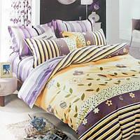 Комплект постельного белья евро Elway 5012 Little Julie