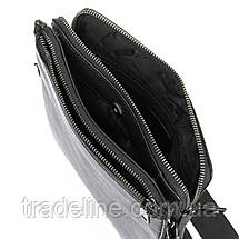 Сумка Мужская Планшет кожаный BRETTON BP 3596-3 black, фото 3