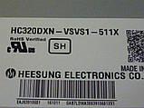 Плати від LЕD TV LG 32LH570u-ZC.BRUCLDU поблочно, в комплекті (матриця розбита)., фото 5