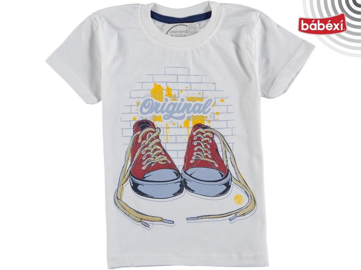Футболка для мальчика, Babexi, арт.9553