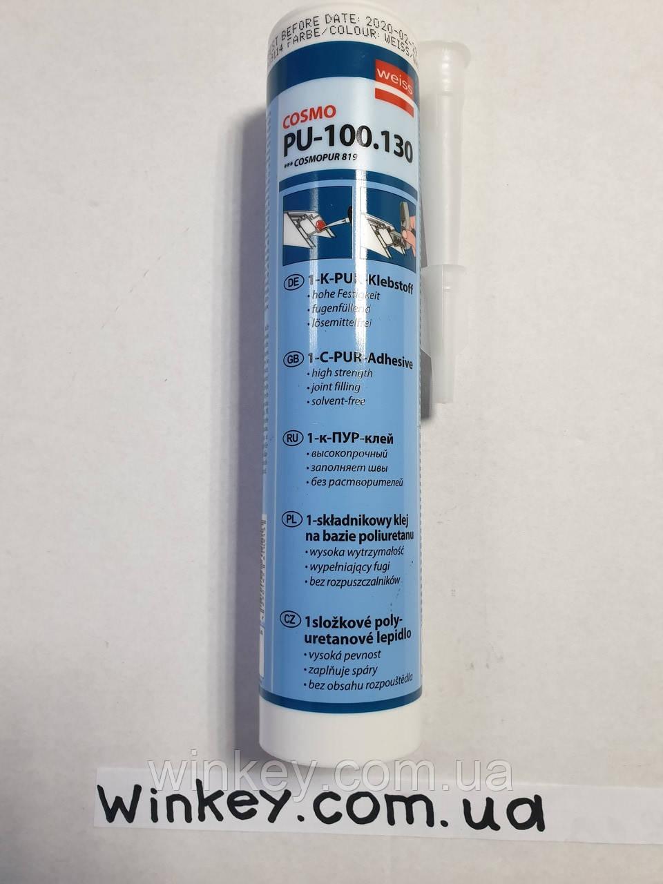 Клей Cosmo PU 180-210 310 мл. Монтажный универсальный клей
