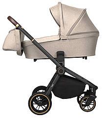 Детская коляска универсальная 3 в 1 Carrello Epica CRL-8511/1 Almond Beige (Каррелло)