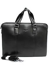 """Мужская сумка-портфель из кожзама """"Polo YR B1878"""""""