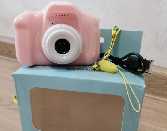 Детская цифровая камера Smart Kids Camera X2