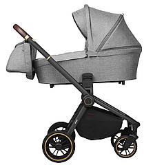 Детская коляска универсальная 3 в 1 Carrello Epica CRL-8511/1 Silver Grey (Каррелло)