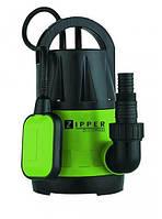 Дренажный погружной насос Zipper ZI-CWP400