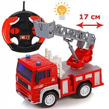 Іграшка пожежна машинка на радіокеруванні (WY1550B), Big Motors