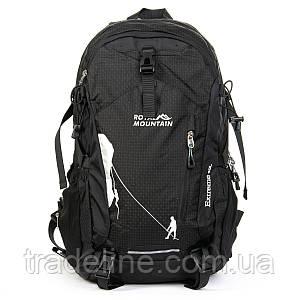 Рюкзак Туристичний нейлон Royal Mountain 1646-20 black-grey