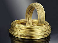 Проволока латунная Л63м (мягкая) ф2,0мм