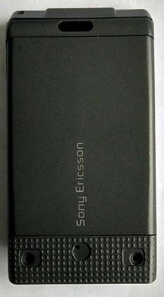 Корпус для Sony Ericsson W380 сірий, фото 2