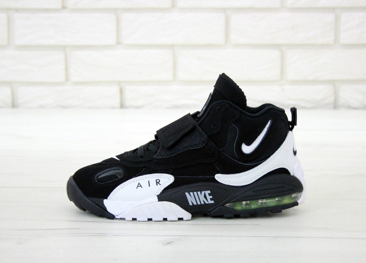 Кроссовки мужские Nike Air Max Speed Turf 31426 черные
