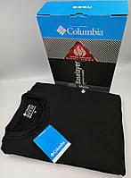Термокостюм чоловічий  Columbia Чорний із білим  (ТОП Якість) XL