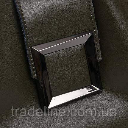 Сумка Женская Классическая кожа ALEX RAI 010-1 9924-206 green Распродажа, фото 2