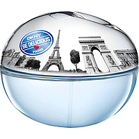 100 мл Donna Karan DKNY Be Delicious New York Paris Limited Edition (ж) - блакитні