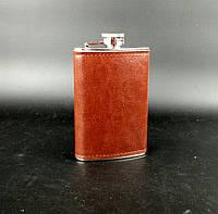 Фляга декоративная в экокоже (ПФЛ-20), фото 1