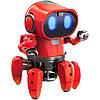 Интерактивный робот-конструктор HG715 Red, фото 2