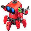 Интерактивный робот-конструктор HG715 Red, фото 3
