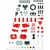 Интерактивный робот-конструктор HG715 Red, фото 4