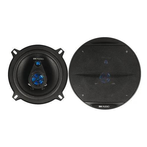 Авто-акустика BOSCHMANN 13см 3-х полосні 300Вт BM AUDIO WJ1-S55V3 (Автомобільні динаміки бошман у двері)