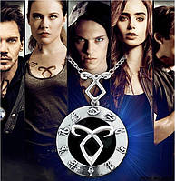 Кулон Ангельская Руна Орудия Смерти The Mortal Instruments MI 23.2