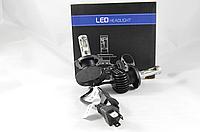 Led лампы - H4 6500К 36W светодиодные лампы S1  с активным охлаждением+ПОДАРОК!