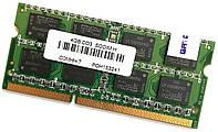 Оперативная память для ноутбука PNY SODIMM DDR3 4Gb 1333MHz 10600S 2R8 CL9 (C0MHH-T POH153241) Б/У, фото 1