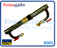 Байпас 40 клапан длинный (латунный)