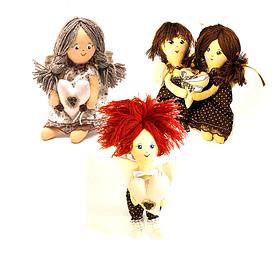 Кофейные куклы