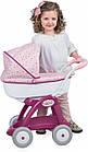 Детская коляска для кукол Прованс Классик Smoby Baby Nurse 251103 люлька с корзиной, фото 2