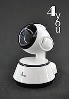 Wi-Fi камера видеонаблюдения 4you Assistant white (360 градусов)