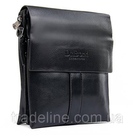Сумка Мужская Планшет иск-кожа DR. BOND GL 202-1 black, фото 2