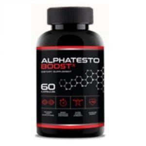 Alpha Testo Boost (Альфа Тесто Буст) - капсулы для повышения потенции