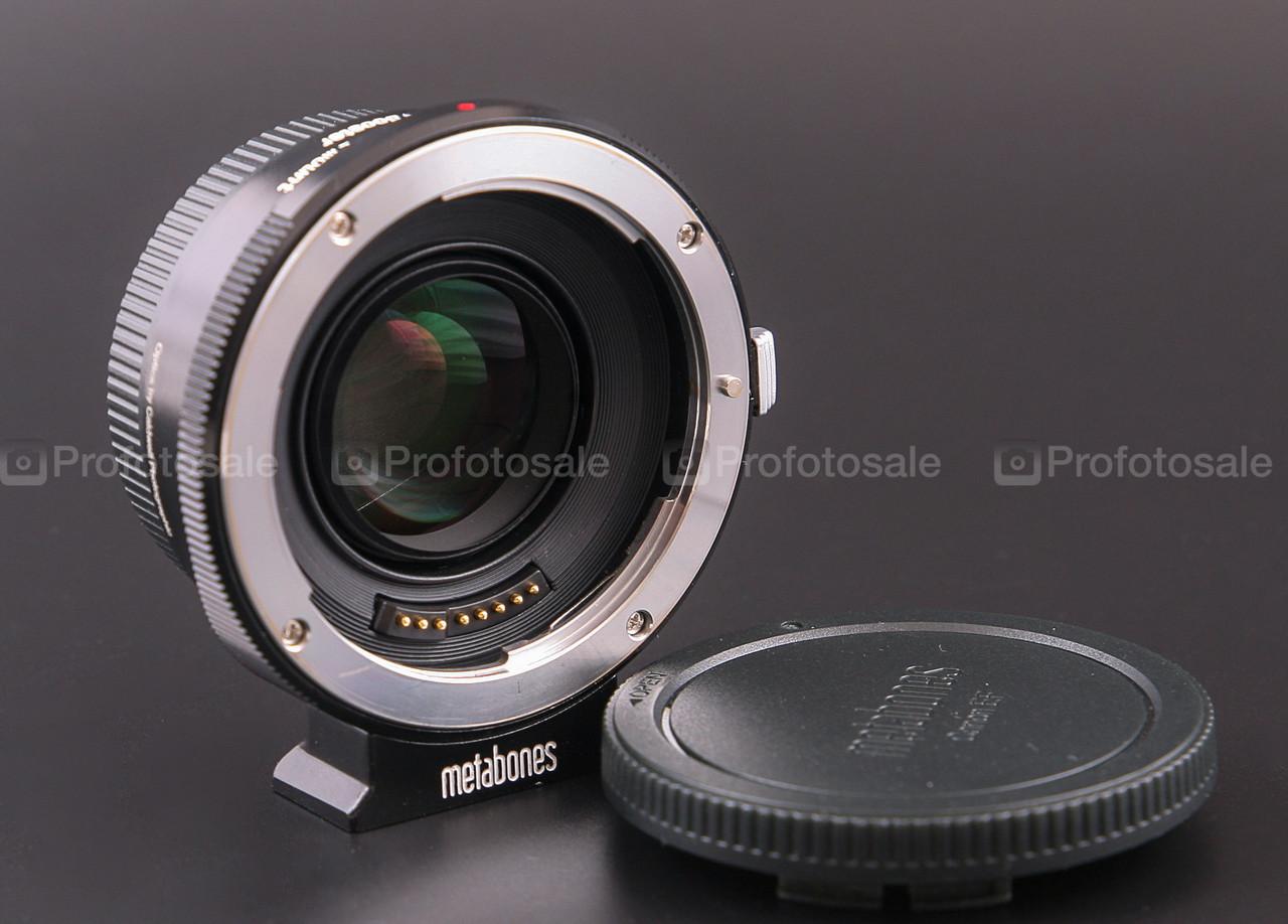 Metabones Canon EF Lens to Sony NEX Speed Booster (MB_SPEF-E-BM1)
