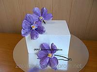 Муляж для торта из пенопласта 6*6 см h 10 см
