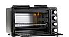 Електрична піч Adler AD 6020 з плитами нагрівання 36 л, фото 7