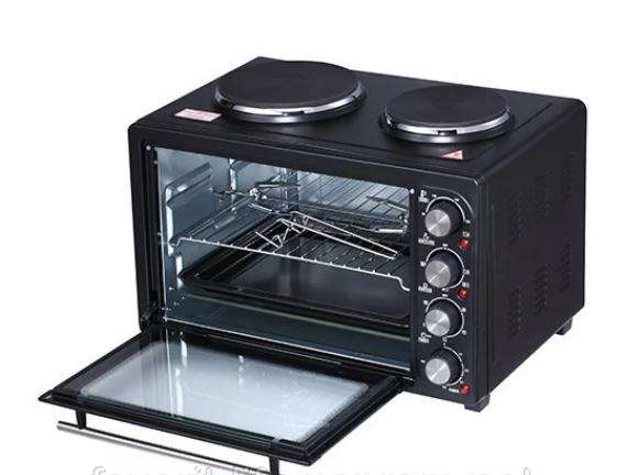 Електрична піч Adler AD 6020 з плитами нагрівання 36 л