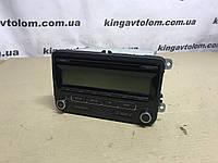 Штатная магнитола   Volkswagen Golf 6      1К0 935 186 АА
